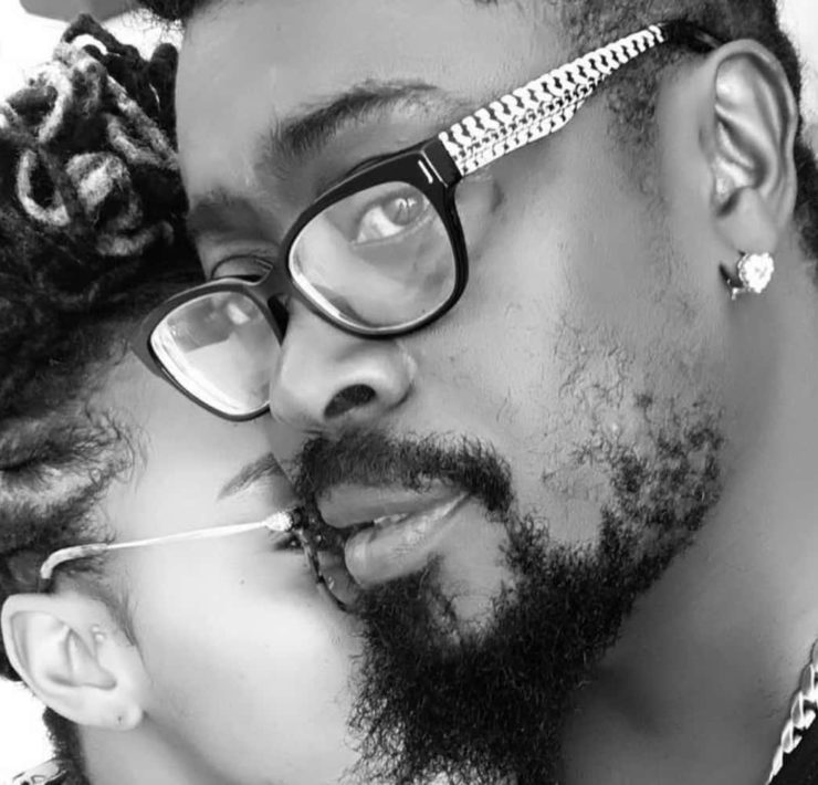 Beenie Man Girlfriend Krystal Tomlinson Gets Blasted Baby Mother