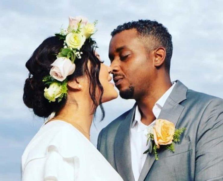 Tessanne Chin Marries Baby Daddy Brandon