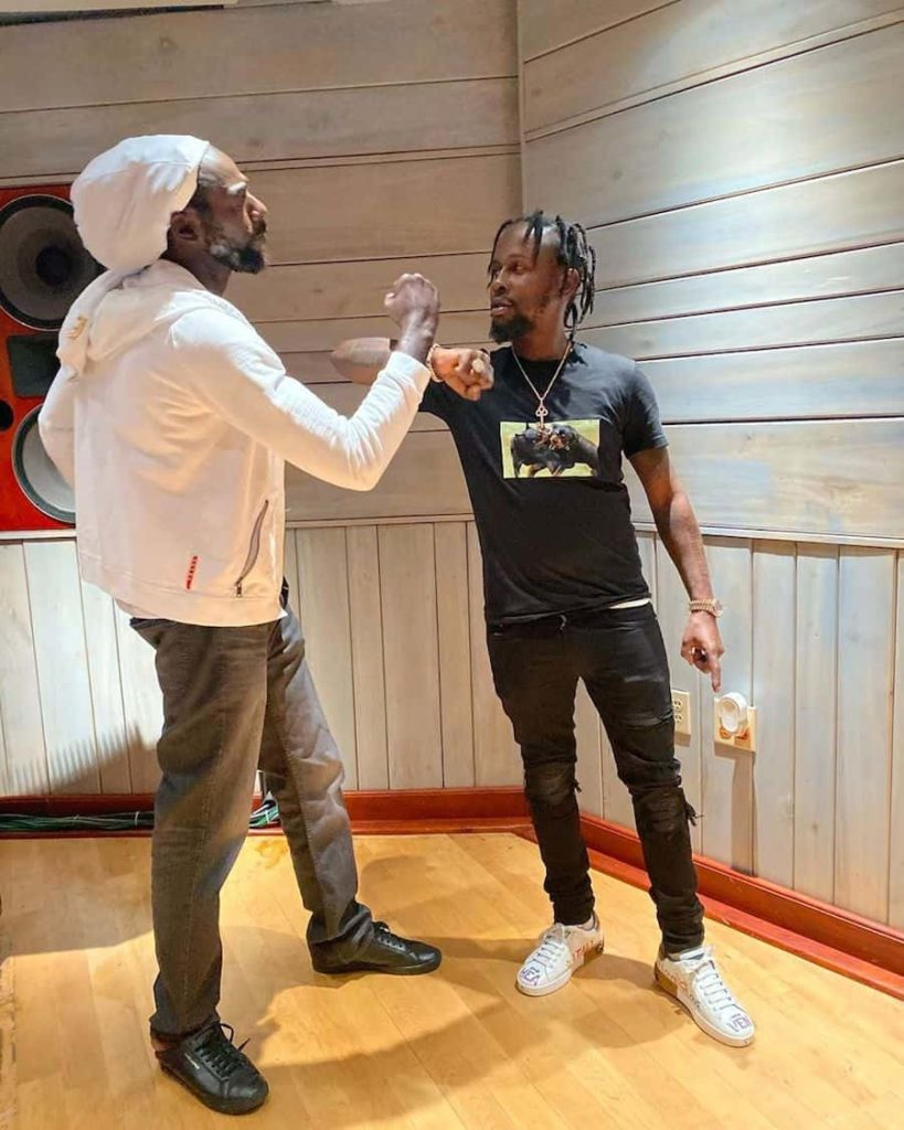 Buju Banton And Popcaan Confirms New Music