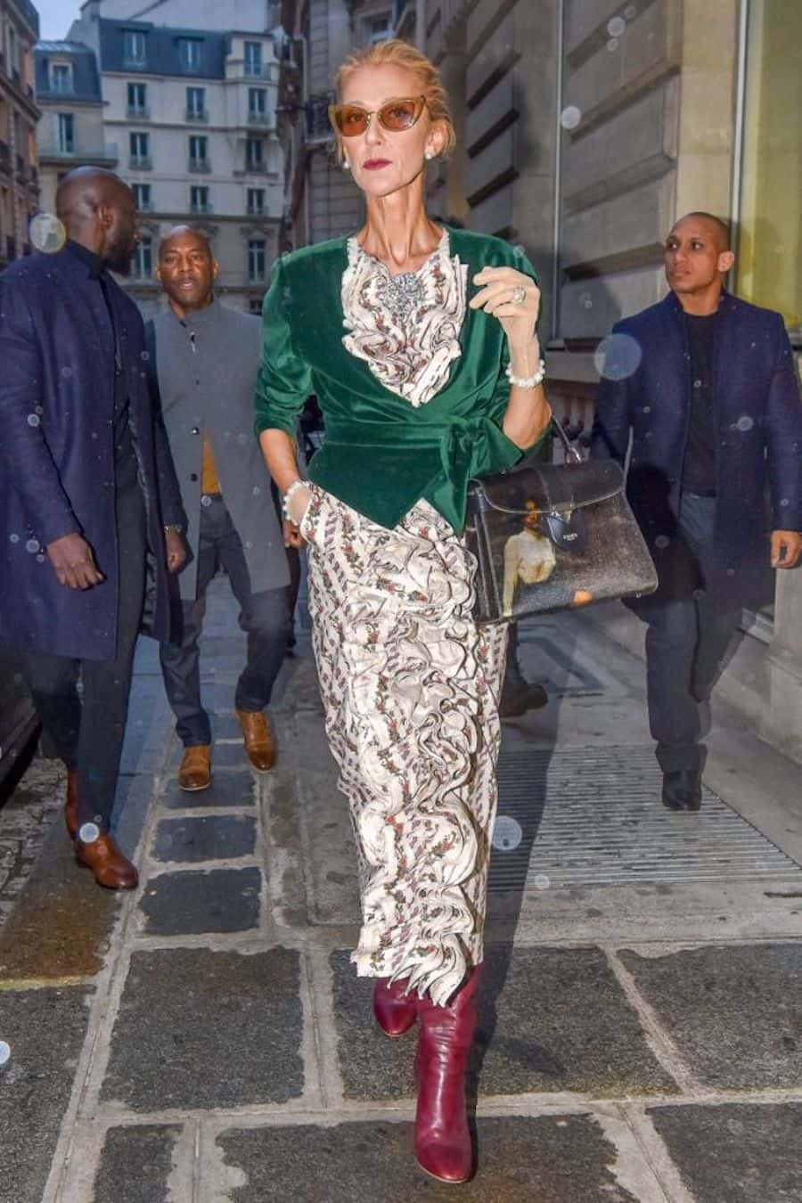 Celine Dion Weight Loss Reason Revealed As Ballet After Paris