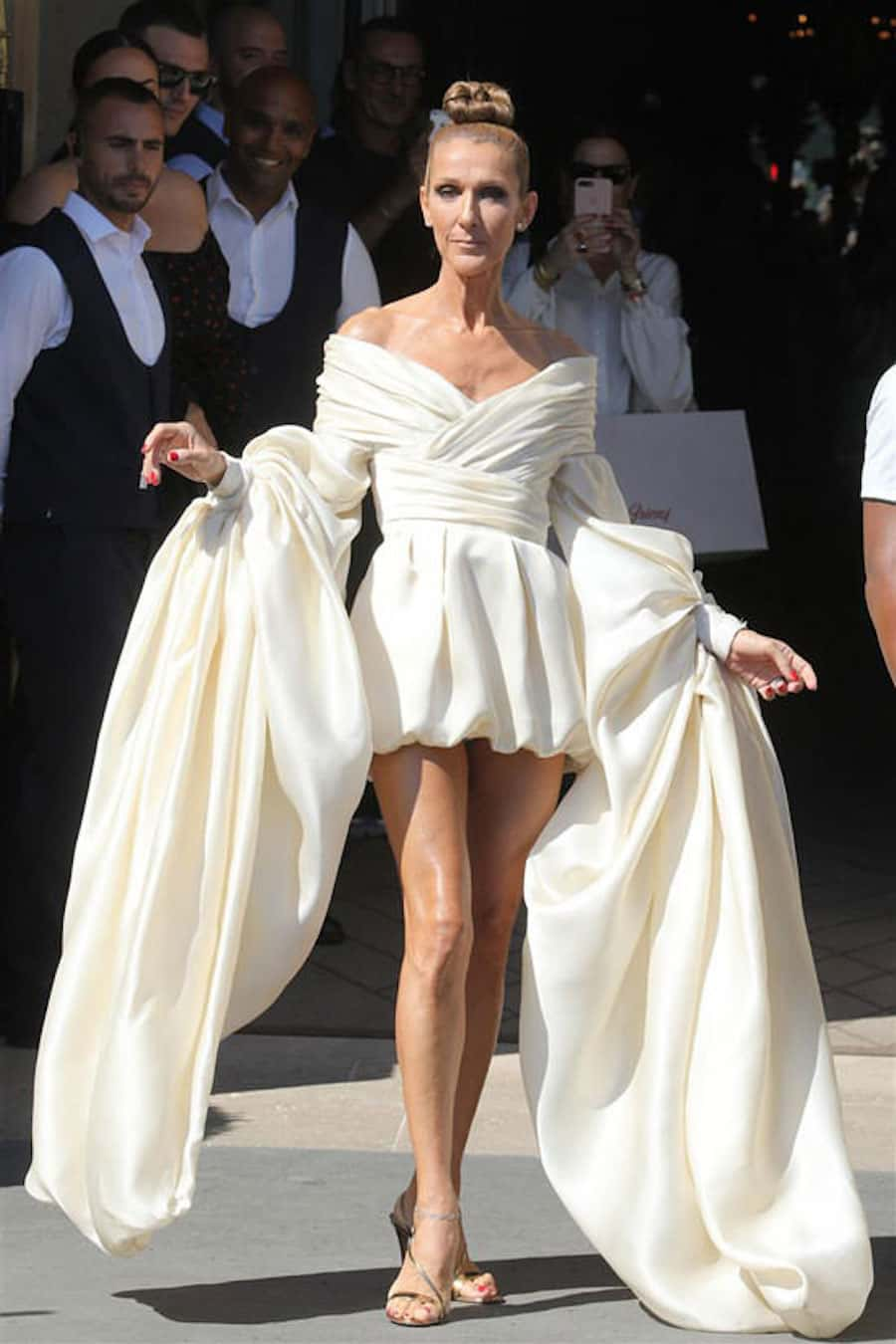 Celine Dion Weight Loss and Eating Disorder Update