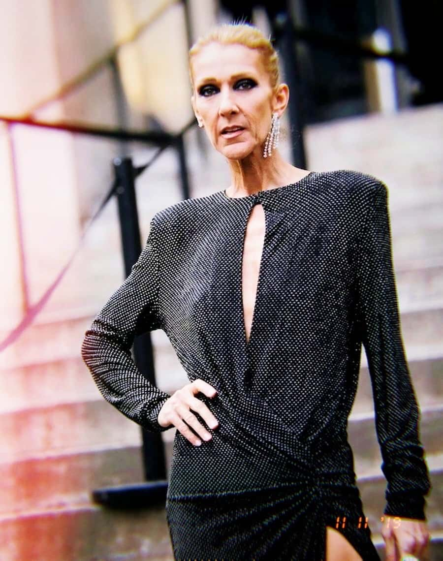 Celine Dion anorexic cause revealed