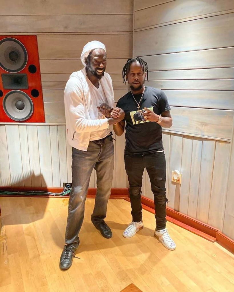 Popcaan Confirms Buju Banton Collaboration
