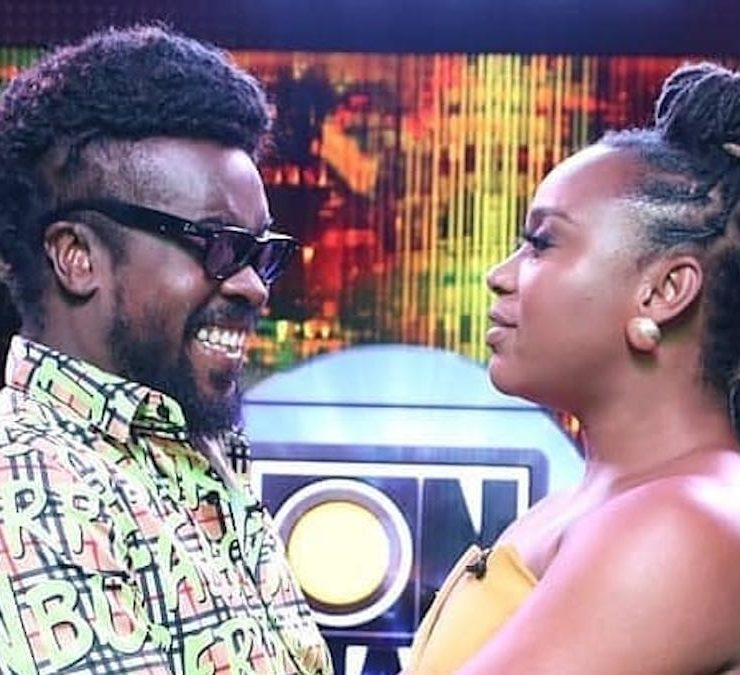 Krystal Tomlinson Unfazed By Beenie Man Baby Mama Label