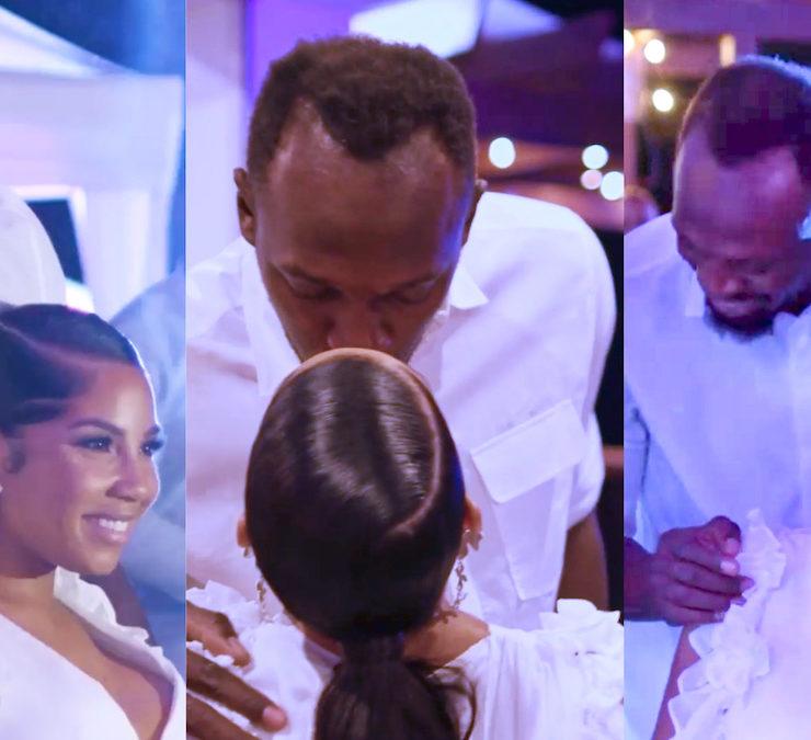 Usain Bolt And Girlfriend Kasi Bennett Expecting Baby Girl - See Photos