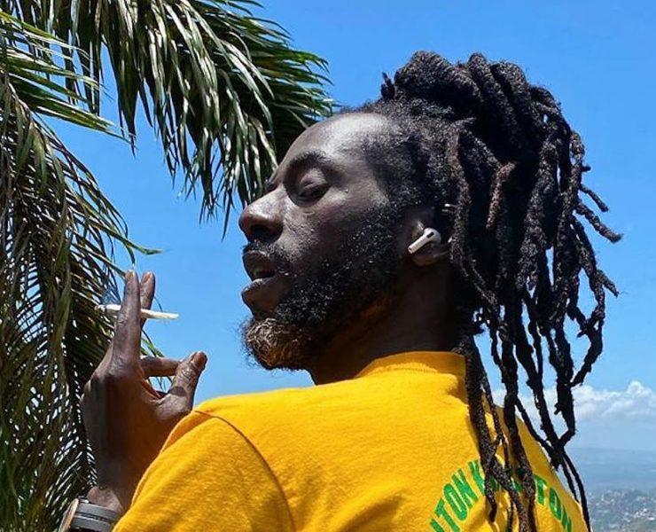 Buju Banton Releases New Song Ganja Man