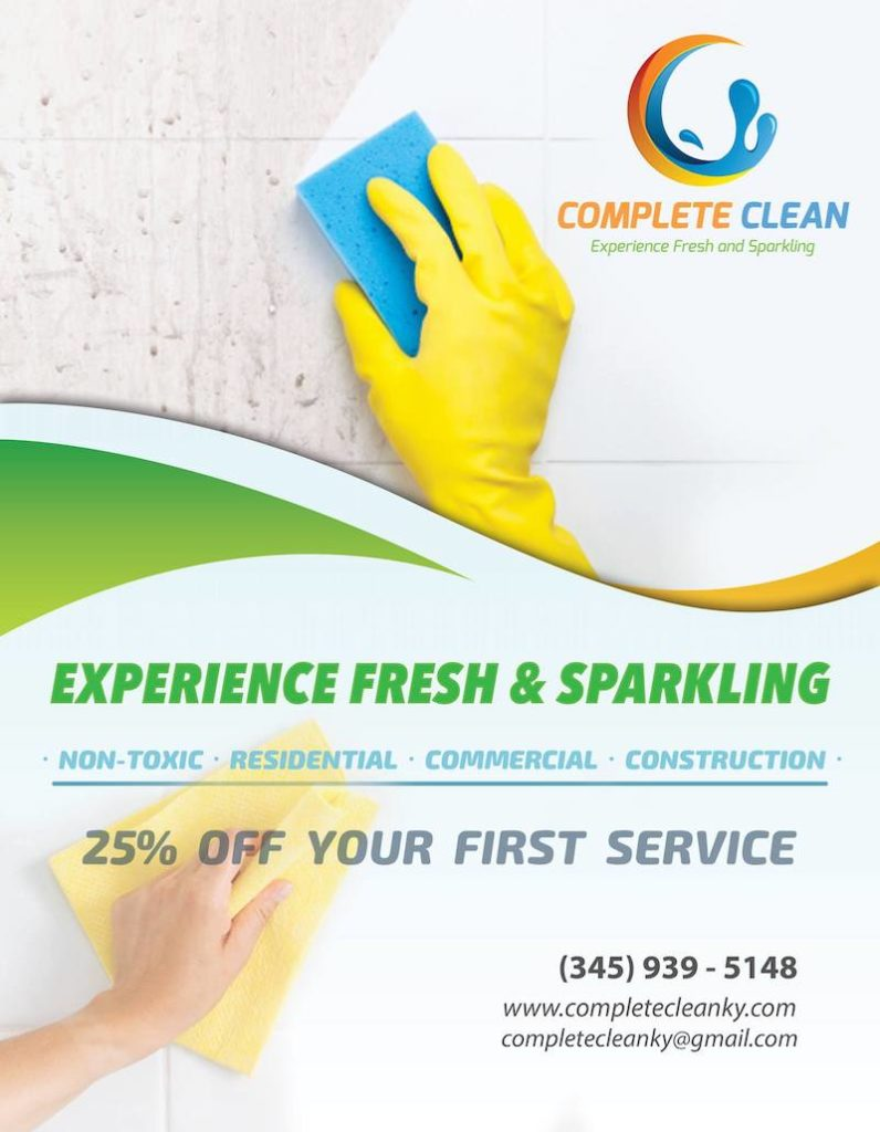 Complete Clean Limited Cayman Islands Janitorial Company