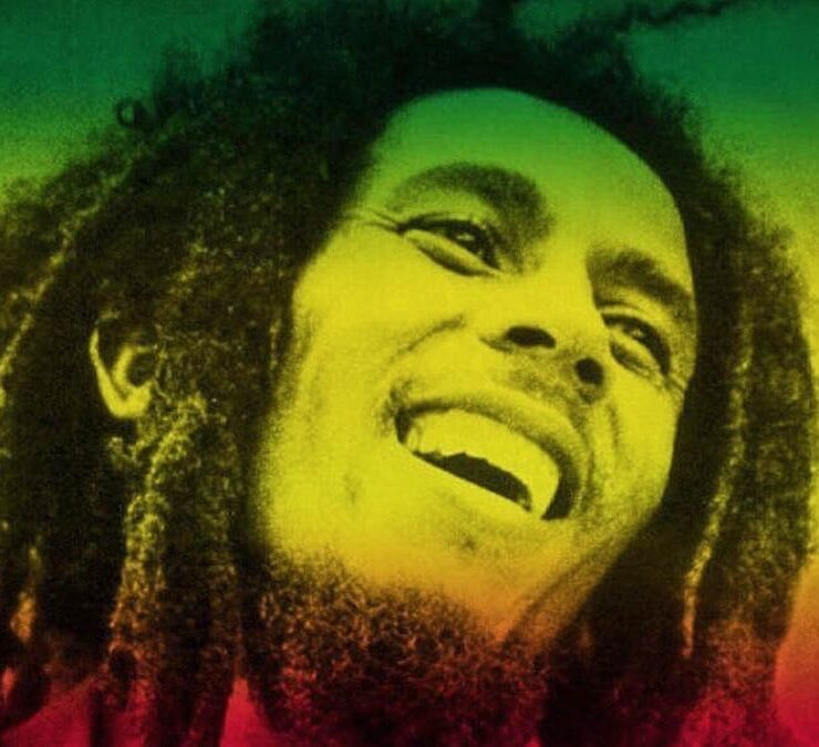 Bob Marley Music Downloaded More Frequently Than Other Artists