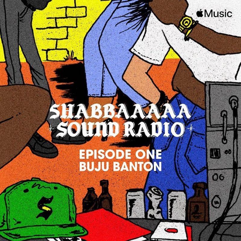 Buju Banton Interview on SHABBAAAAA SOUND RADIO