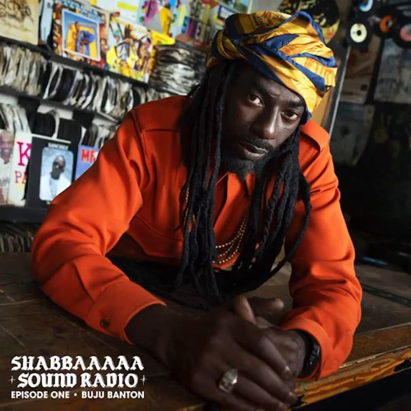 Buju Banton Interview with SHABBAAAAA SOUND RADIO