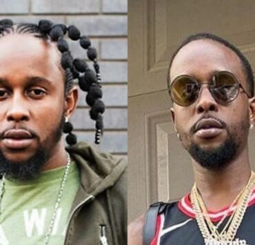 Popcaan Cuts Hair - Before And After