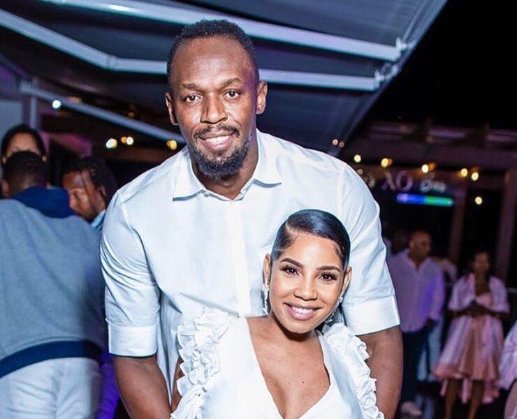 Usain Bolt And Girlfriend Kasi Bennett Welcome Their First Child - Daughter