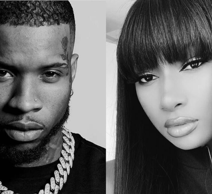 """Tory Lanez allegedly shot Megan Thee Stallion while she was """"Trying To Leave"""""""