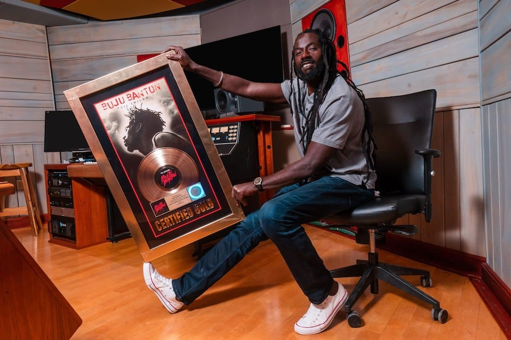 Buju Banton Album Til Shiloh Receives RIAA Gold Certification