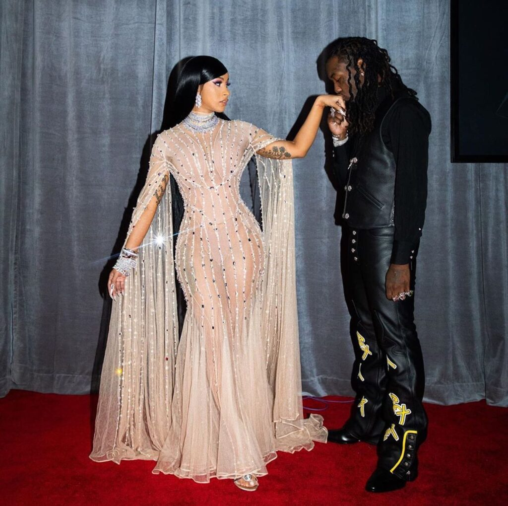 Cardi B Files For Divorce From Offset After Three Years of Marriage