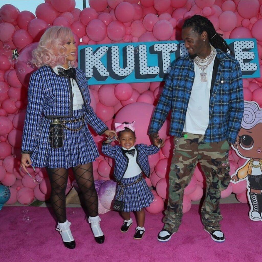 Cardi B Files To Divorce Offset, Seeks Custody Of Their Daughter Kulture