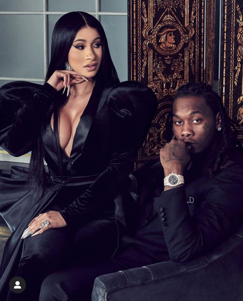 Cardi B To Divorce Offset After Three Years of Marriage