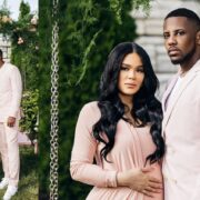 Fabolous And Emily B Reveal Pregnancy After Baby Shower