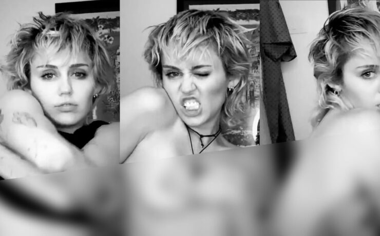 Miley Cyrus Strips Down in Video On Being Single After Cody Split