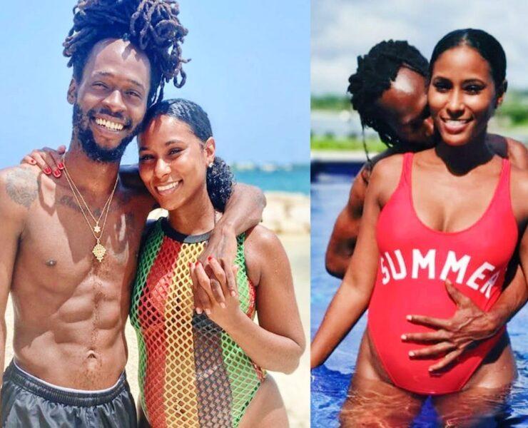 Reggae Singer Jesse Royal And His Girlfriend Kandi King Announce Pregnancy
