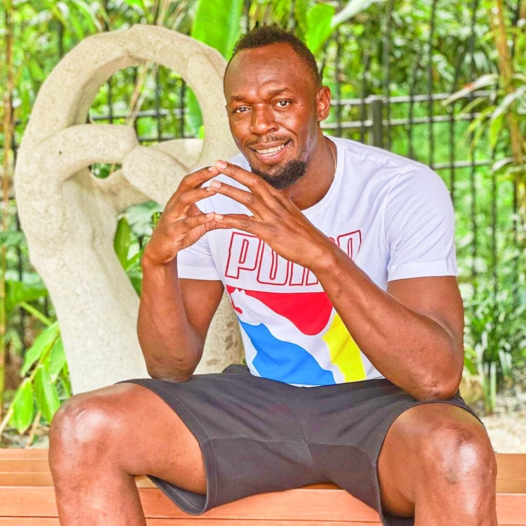 Usain Bolt Breaks Silence On Police Investigation Over COVID Party