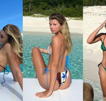 Sofia Richie Stuns In Sexy Bikini Photos In The Bahamas