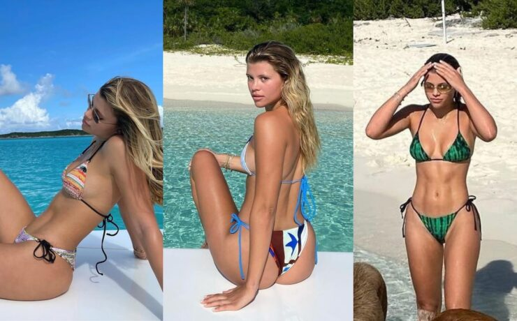 Sofia Richie Stuns In Sexy Bikini Photos In The Bahamas
