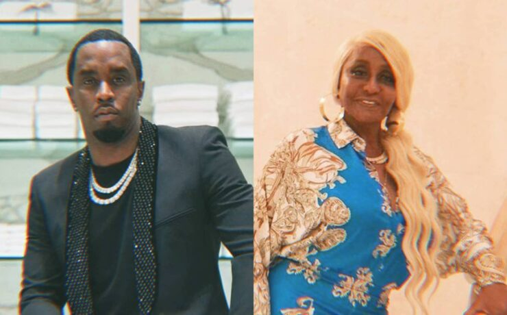 Diddy Gifts His Mom Janice Combs $1 Million Check and Bentley for Her 80th Birthday