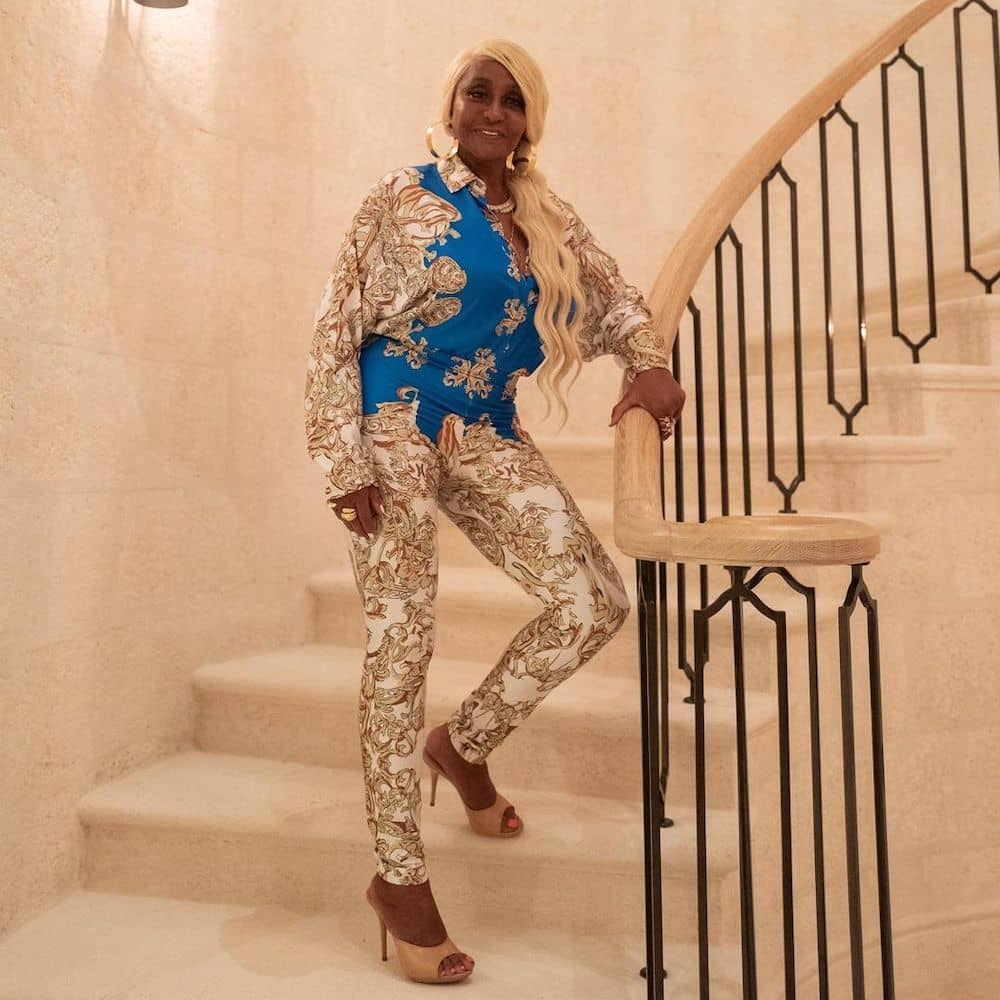 Diddy (Sean Combs) Mother Janice Combs Celebrates 80th Birthday With Expensive Gifts