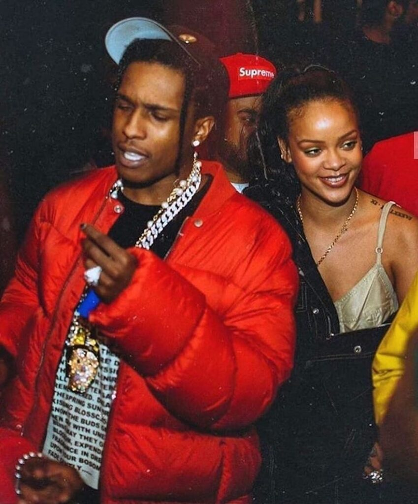 Rihanna Is Dating Longtime Friend ASAP Rocky After Months of Romance Rumors