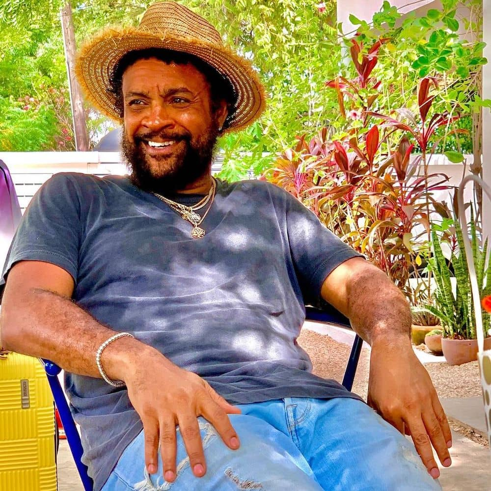 Shaggy Says Time Served In Military Has Helped Him In Music